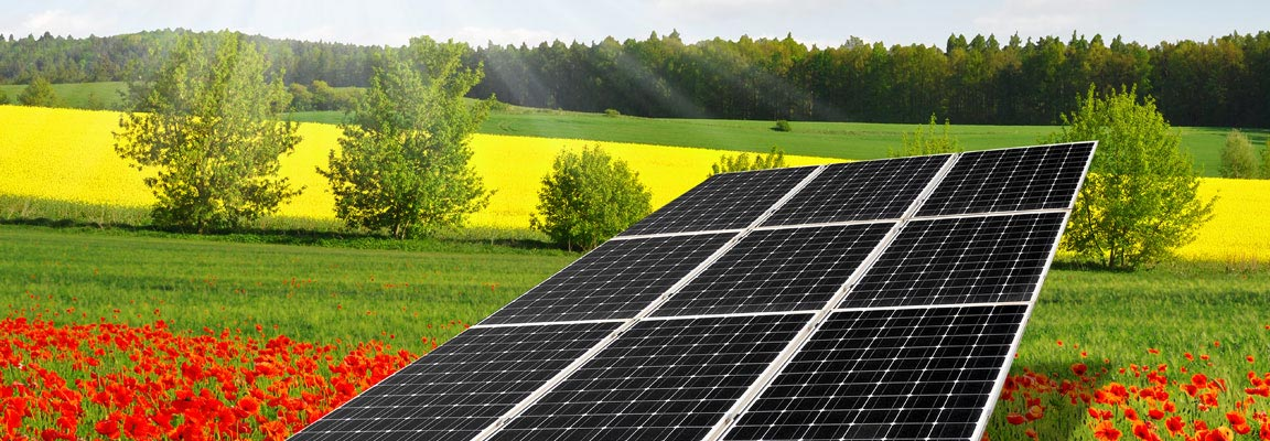 Renewable Energy - Green Revolution